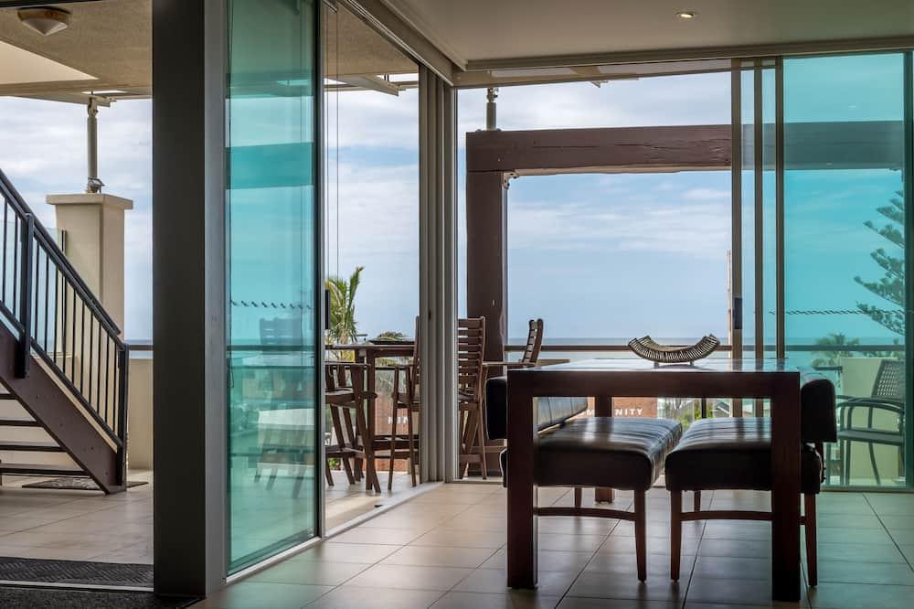 Pokój Deluxe, 2 sypialnie, nad oceanem - Balkon