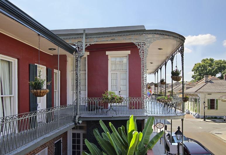 聖彼得酒店, 新奥爾良, 住宿範圍