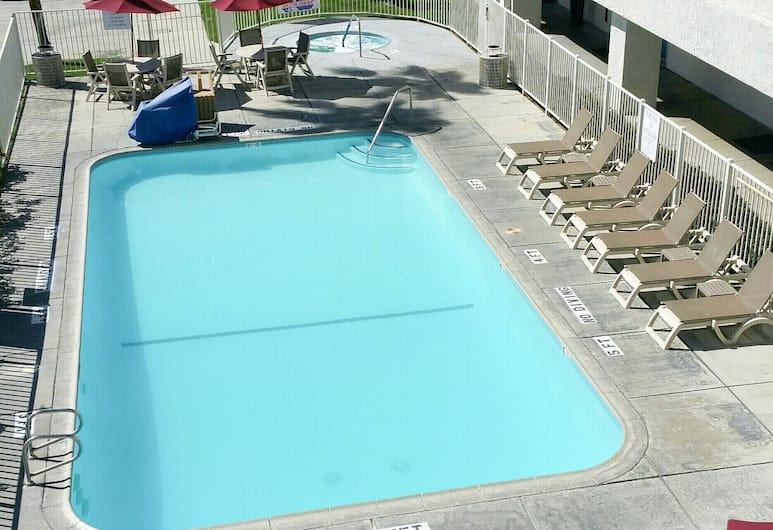 Motel 6 Palm Springs Downtown, Palm Springs, Bazén