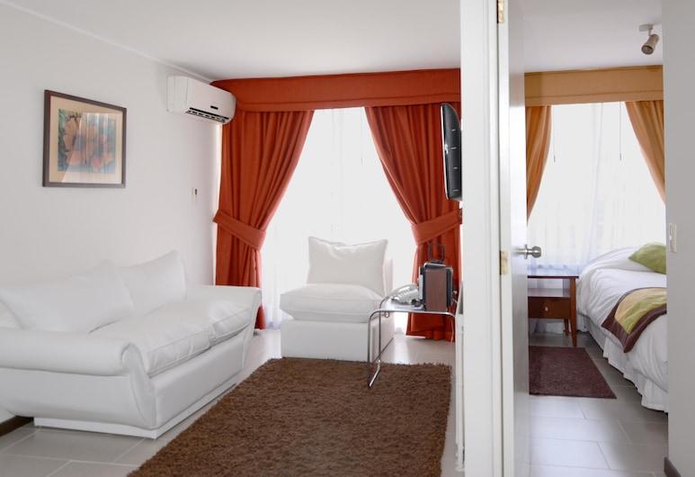 Rent A Home Parque Bustamante, Santiago, Apartmán, 2 spálne, Izba