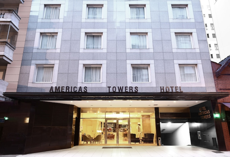 Cyan Americas Towers Hotel, Buenos Aires