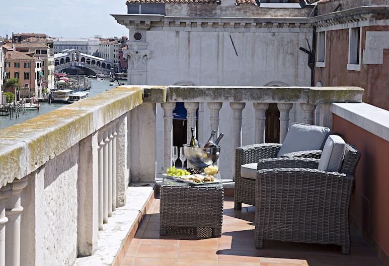威尼斯巴洛奇宮酒店, 威尼斯, 陽台