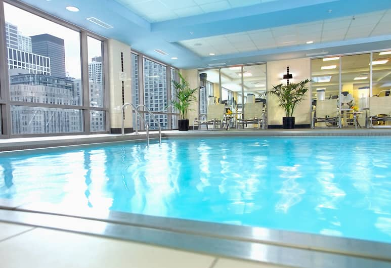 Courtyard by Marriott Chicago Magnificent Mile, Chicago, Kolam Tertutup