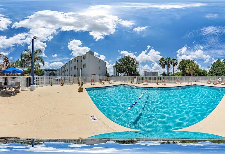 Motel 6 Orlando, FL - International Dr, Orlando, Buitenzwembad