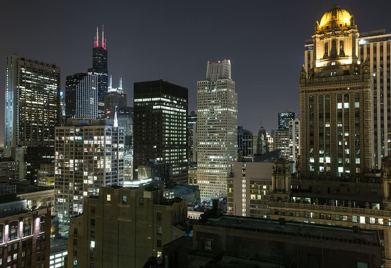 St. Jane Chicago, Chicago, View from Hotel