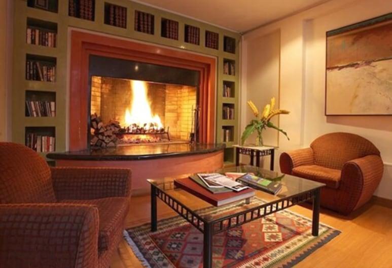 Hotel Ayenda Casa Real 93 1085, Bogotá, Bar hotelowy