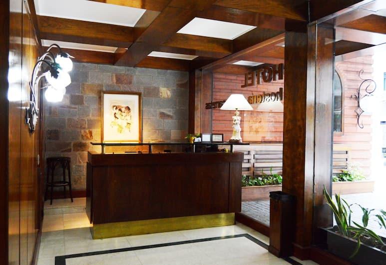 Hotel Posta Carretas, Buenos Aires, Ansicht von oben