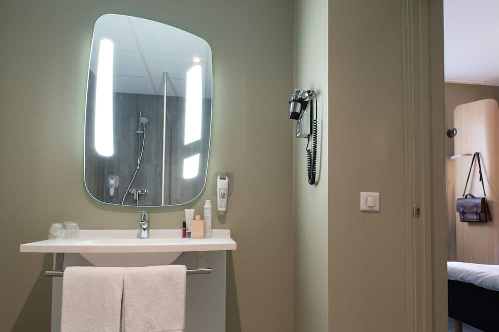 プレミアム ダブルルーム ダブルベッド 1 台 - バスルーム