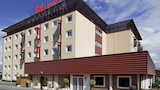 Book this In-room accessibility Hotel in Fuenlabrada