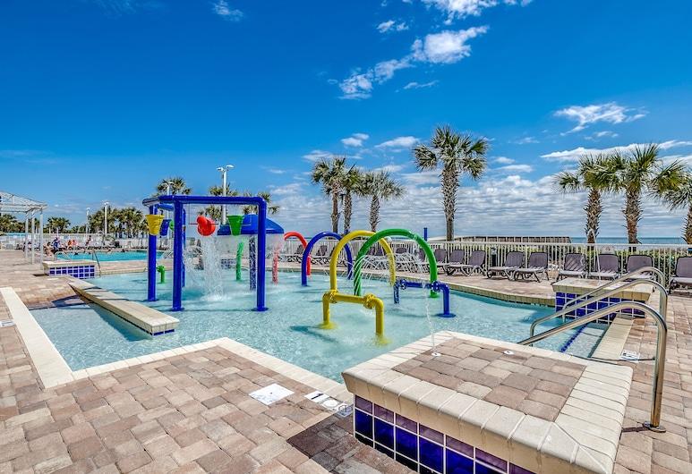 Dunes Village Resort, Myrtle Beach, Children's Pool