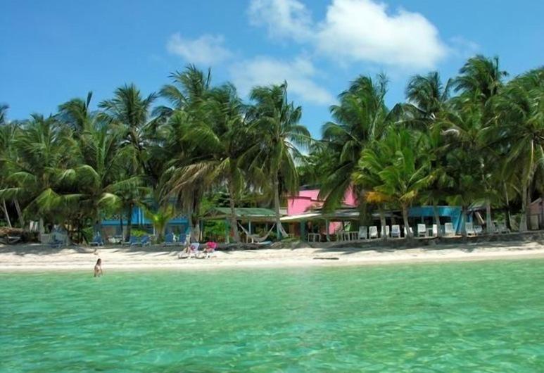 Cocoplum Beach Hotel, San Andres, Pantai