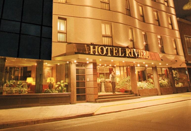 Hotel Solans Riviera, Rosario, Dvůr