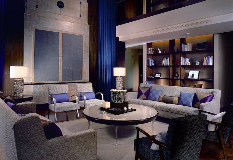 Les Suites Taipei Ching Cheng, Taipei, Lobby lounge