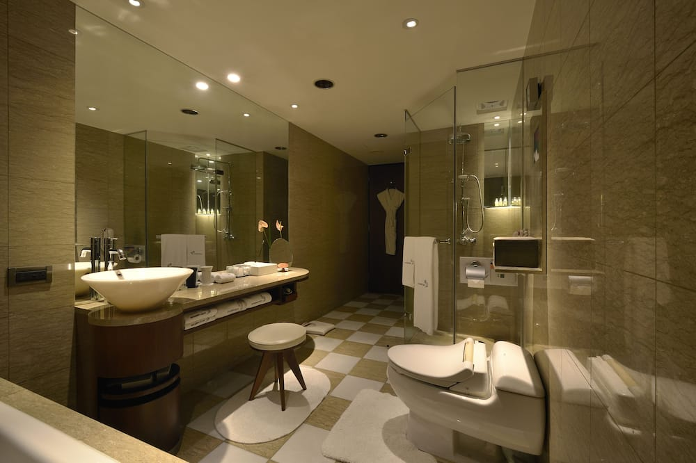 スイート キングベッド 1 台 禁煙 - バスルーム