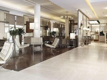 Naktsmītnes Grand Hotel de La Ville attēls vietā Parma