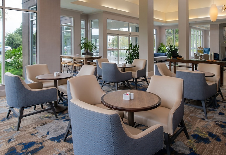 Hilton Garden Inn Baton Rouge Airport, Baton Rouge, Lobby-Lounge