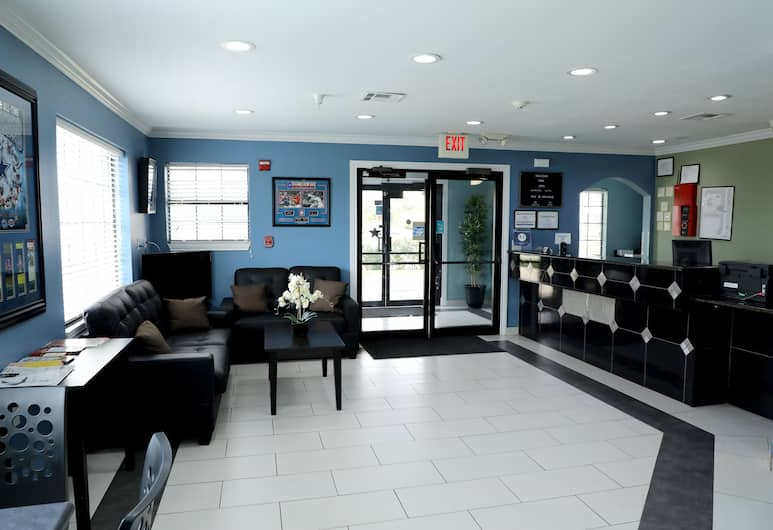 Ranger Inn and Suites, Arlington, Lobby