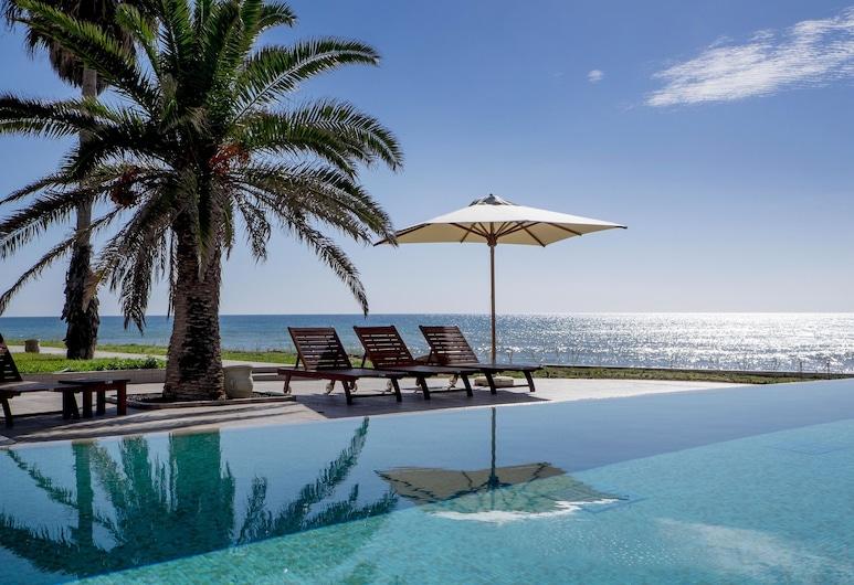 Hotel Bel Azur Thalasso & Bungalows, Hammamet, Piscine à débordement