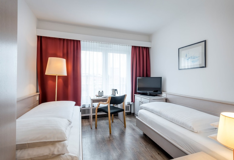 Hotel IMLAUER & Bräu, Зальцбург, Номер с 2 односпальными кроватями (Small / Klein), Номер