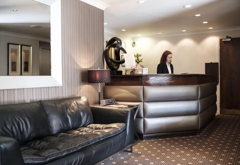 The Fox & Goose Hotel, Londres, Réception