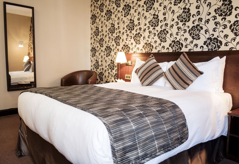 The Sanctuary House Hotel, London, Standard Double Room, Guest Room