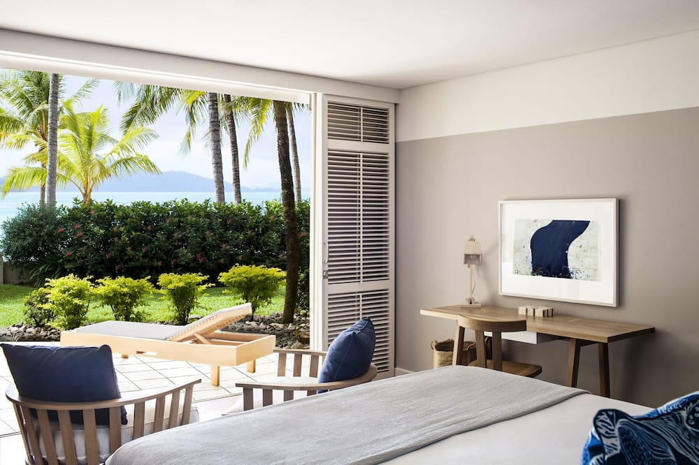 Huone (Beach Club) - Näköala huoneesta