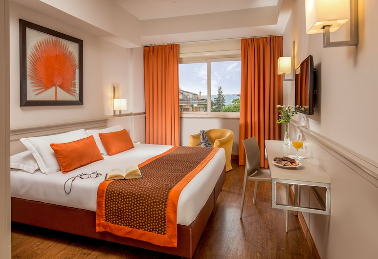 Grand Hotel Fleming, Rome, Standaard tweepersoonskamer, Kamer