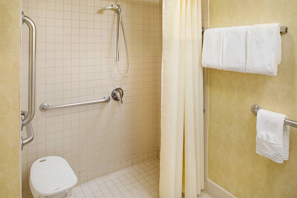 Studio, 1 Katil Ratu (Queen), Non Smoking - Bilik mandi