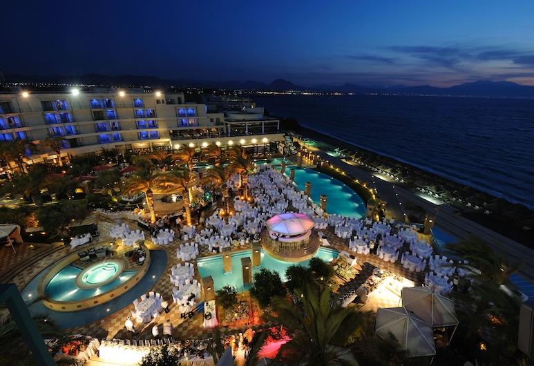 Club Hotel Casino Loutraki, Loutraki-Agioi Theodoroi, Aerial View