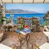 Deluxe Triple Room, Sea View (2 Adults + 1 Child) - Terrace/Patio