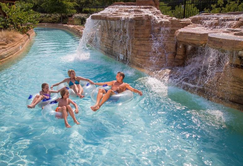 Gaylord Texan Resort & Convention Center, Grapevine, Parco acquatico