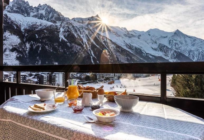 Les Balcons du Savoy, Chamonix-Mont-Blanc, Suite, 1 Bedroom, Terrace/Patio