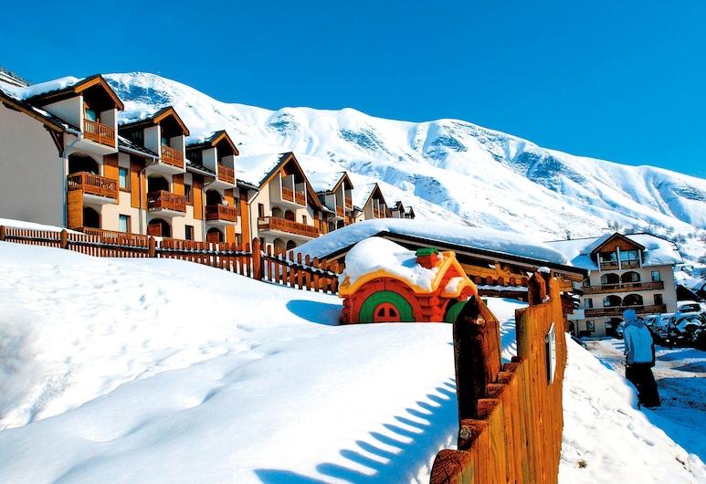 Résidence Odalys L' Ouillon, Saint-Sorlin-d'Arves, Skiing