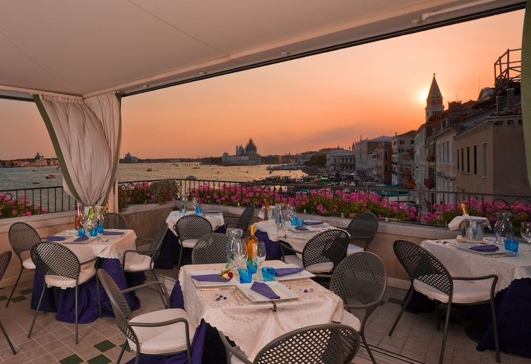 Hotel Locanda Vivaldi, Venezia, Terrazza/Patio