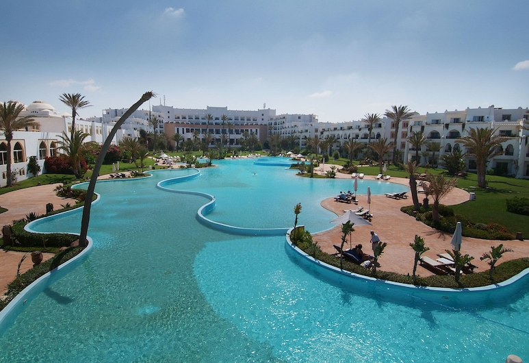 Palais des Roses Hotel & Spa, Agadir, Außenpool