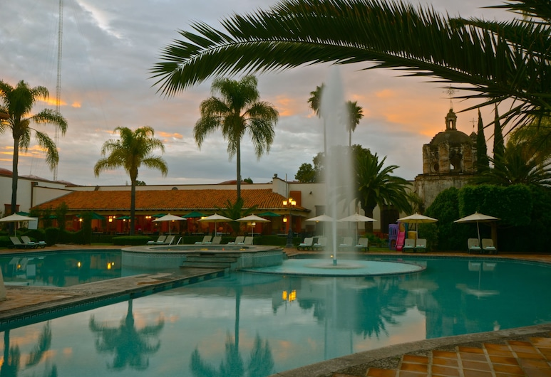 Misión Grand Juriquilla, Querétaro, Schwimmbecken