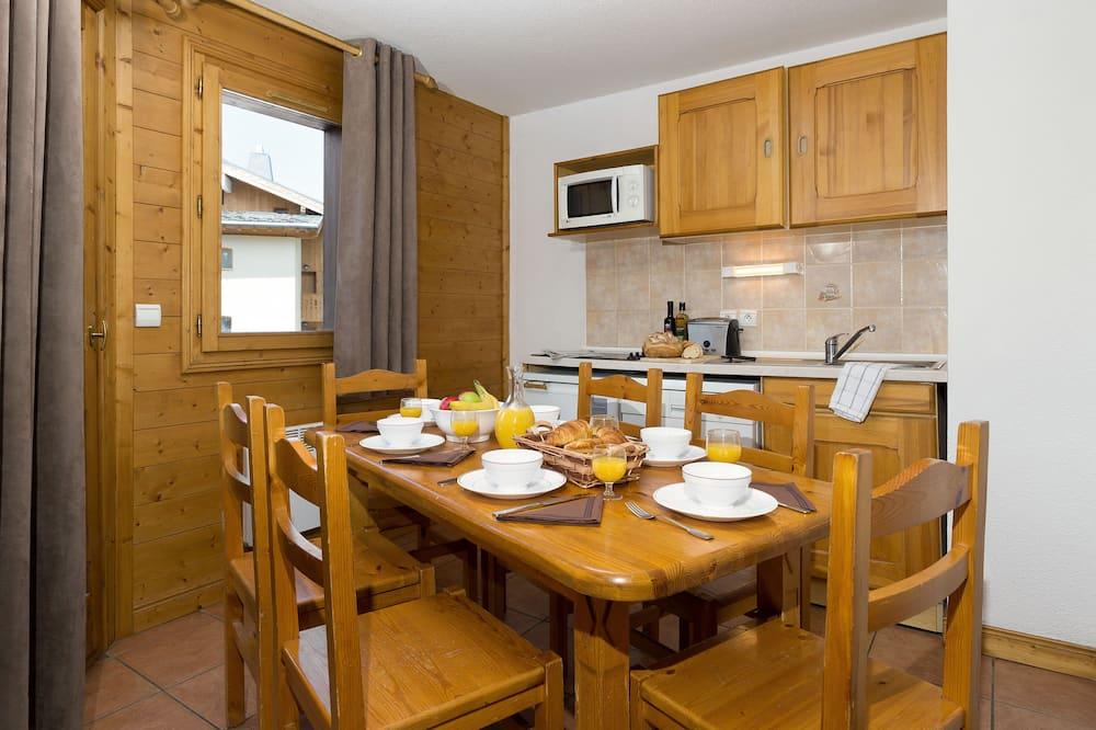 2 Odalı Apart Daire - Oturma Alanı
