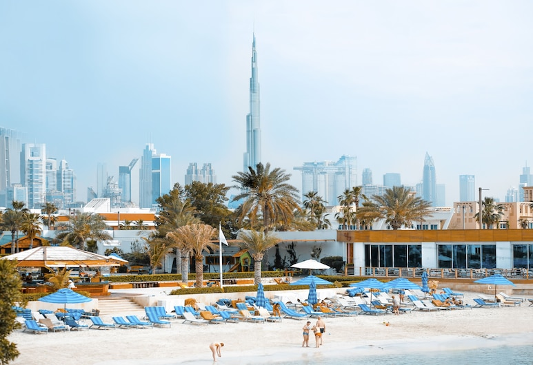 Dubai Marine Beach Resort & Spa, Dubajus