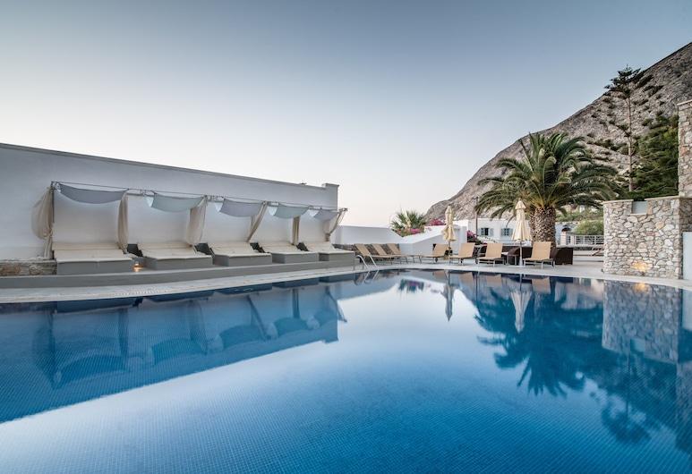 Hotel Antinea Suites & SPA, Thira, Bassein