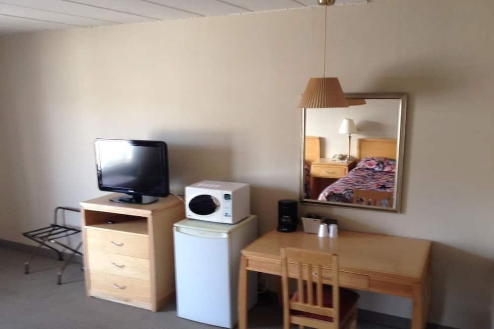 Standard-huone, 2 keskisuurta parisänkyä - Minijääkaappi