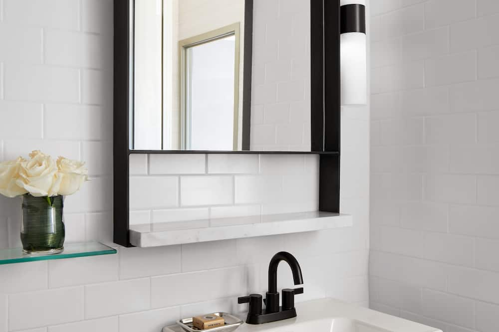 Numeris (Manhattan) - Vonios kambarys