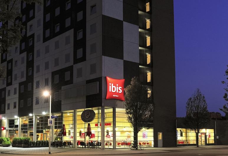 阿姆斯特丹市西宜必思酒店, 阿姆斯特丹, 酒店入口 - 夜景