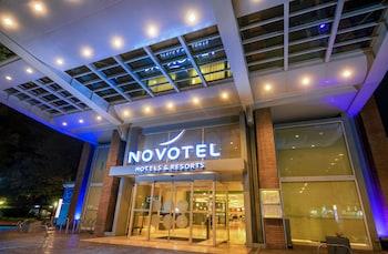 Фото Hotel Novotel Santiago Vitacura у місті Сантьяго