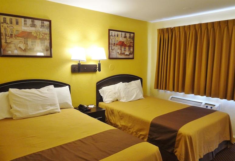 Americas Best Value Inn Goldsboro, Goldsboro, Room, 2 Double Beds, Accessible, Non Smoking (Handicap), Guest Room