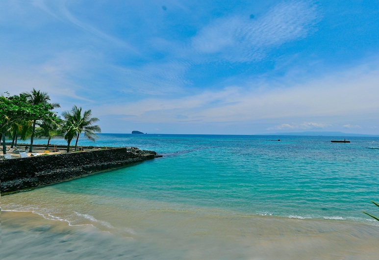 Candi Beach Resort and Spa, Manggis, Beach