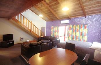 Fotografia hotela (Larchwood Motel) v meste Hanmer Springs