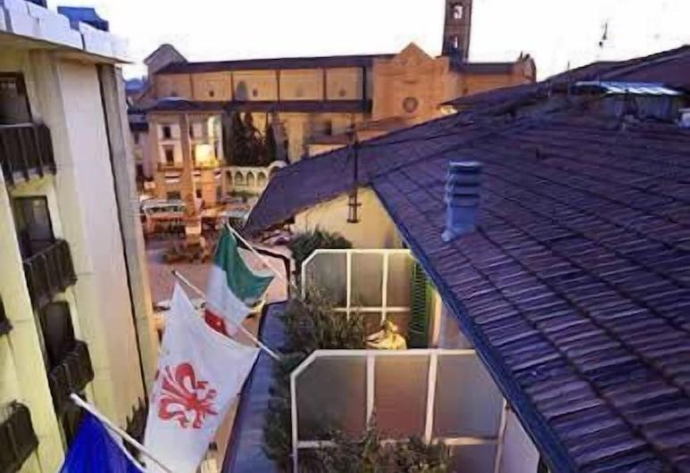 Hotel San Giorgio & Olimpic Florence, Florence, Terrace/Patio