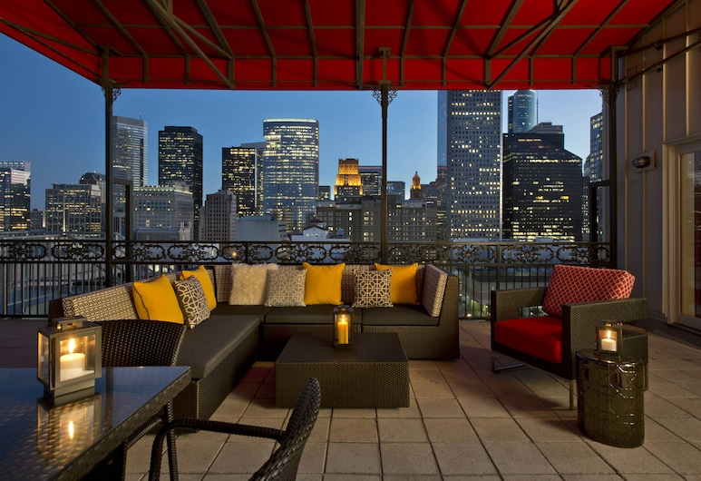 Hotel ICON Autograph Collection by Marriott, Houston, Terrasse/Patio