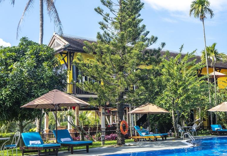 Hoi An Riverside Resort & Spa, Hoi Anas, Baseinas