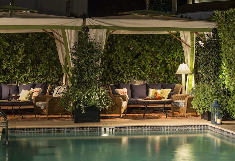 Circa 39 Hotel Miami Beach, Miami Beach, Svømmebasseng